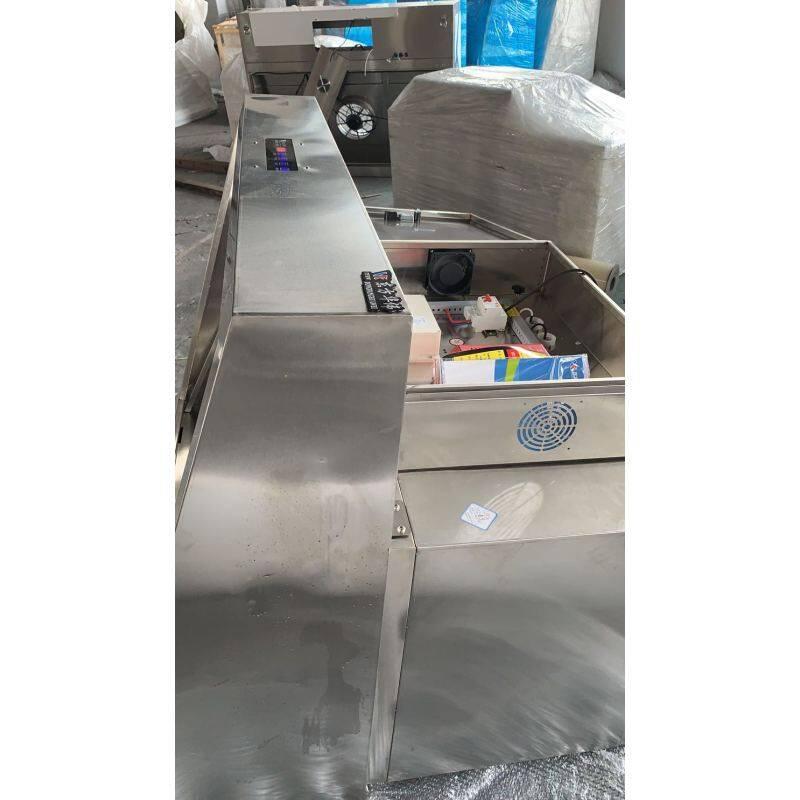 Silver Hood Led  Tempered  Stainless steel Material Origin range hood filter Environmental  Commercial restaurant hood