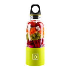 USA market Home use Portable juicer fruit vegetable Juicer USB battery juicers