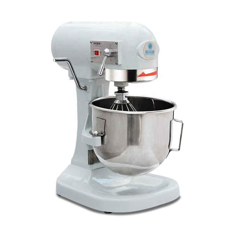 5L Multifunctional Dough Mixer for Baking Bakery Equipment for Sale