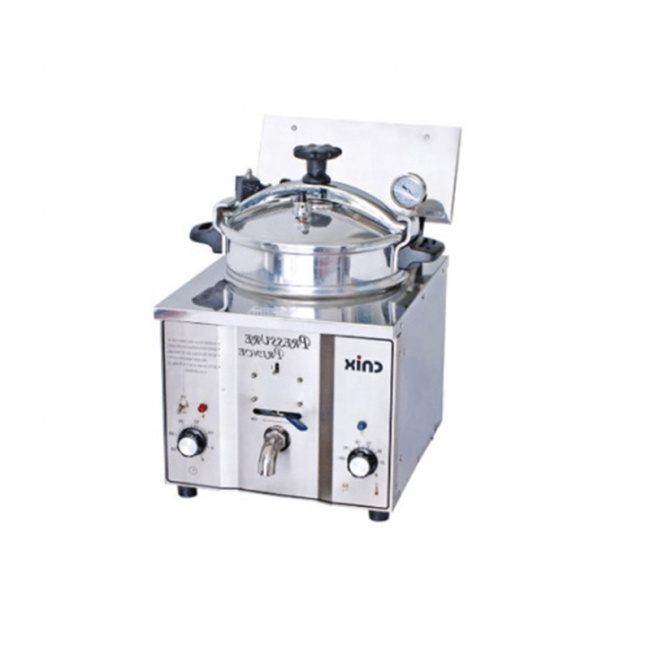 Stainless Steel Small KFC Fried Mini Electric Pressure Deep Fryers for Chicken