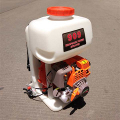 Agricultural 2 Stroke 4stroke 10-20l/min Pulse 15-20m Gunshot 5000rpm Fog Machine Flow Duster Gasoline Sprayer Power Sprayer