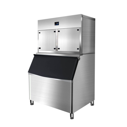 High Quality 200-1000kg/24h Ice Flake Making Machine Cheap Price 1 year  Commercial Ice Maker Machine