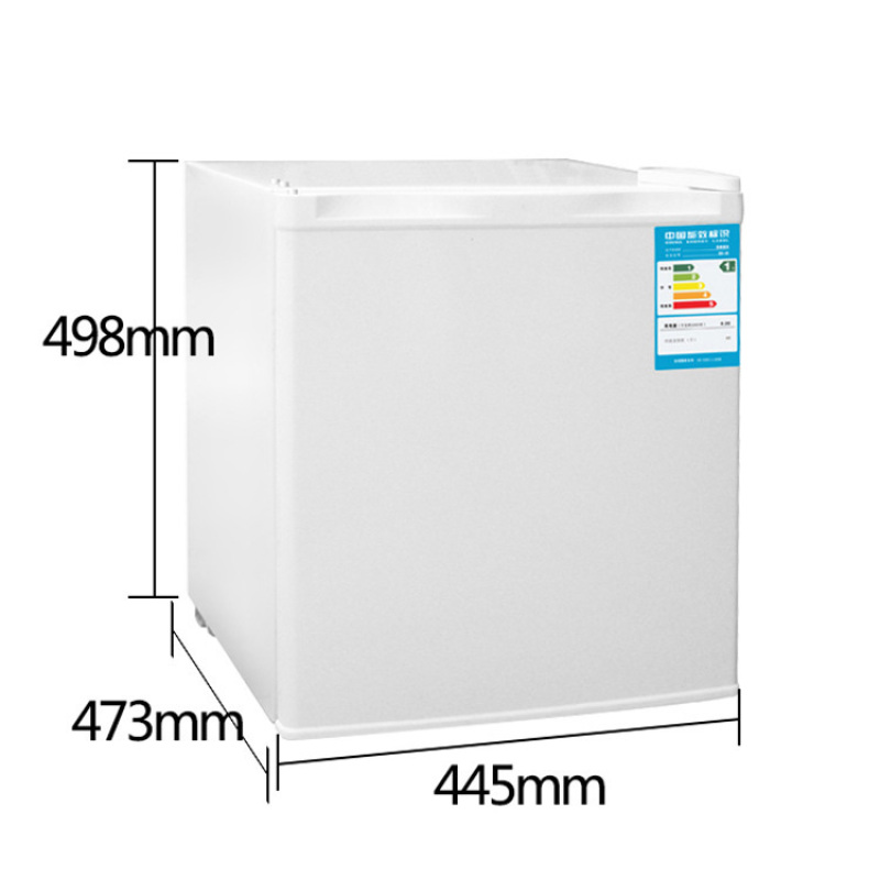 40L Single Door Fridge Frozen Breast Milk Small Household Milk Storage Chest Freezers Mini Refrigerator