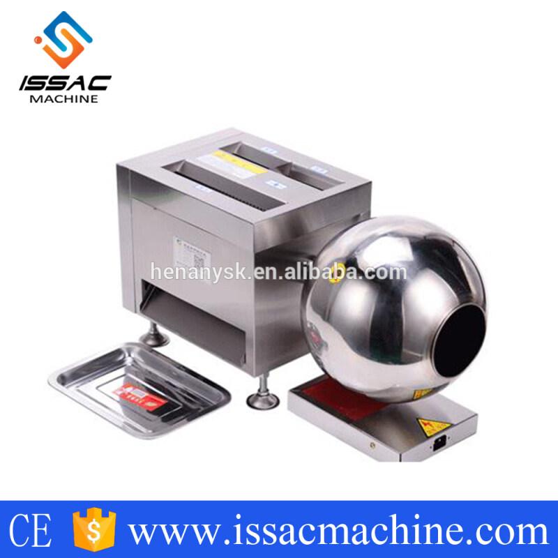 ST-106 Multi-Function Stainless Steel Chinese Easily Cleaning Medicine Pill Granulator Herbal Granulator Pill Machine