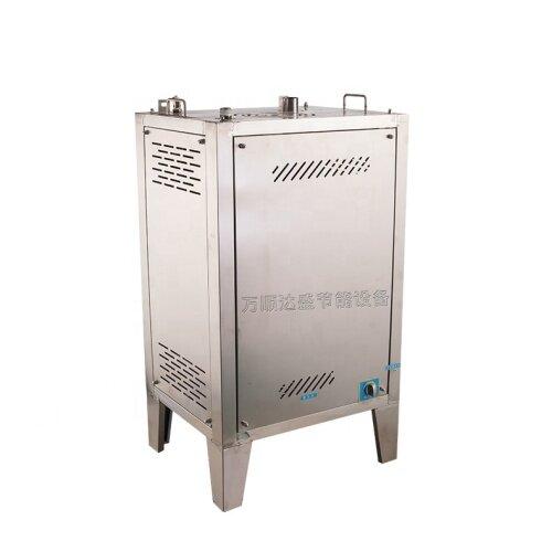 40-120kg/h capacity Automatic Lpg Gas Heating Steam Boiler Steam Generator Machine Space heating 103degree