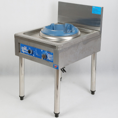 LS-05 Hotel Restaurant Hot Sale Wholesale Customized Natural Gas Commercial LPG  Gas Stove