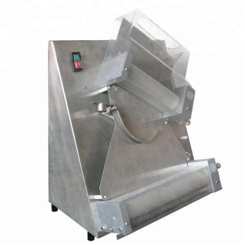0.5-5.5mm 12 Inch Pizza / Dough Flattener Pizza Press Dough Roller Sheeter Making Machine