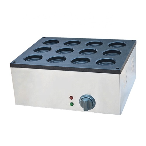 2018 Commercial Latest 12 Holes Gas Red Bean Cake Maker Wheel Pie Cake Obanyaki Making Machine for Sale