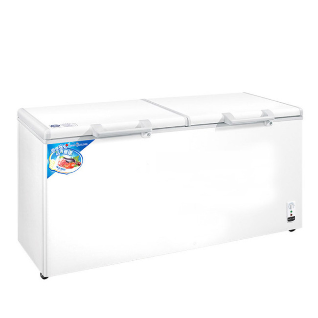 Horizontal Deep Freezer Double Door -18 Degree Chest Freezer