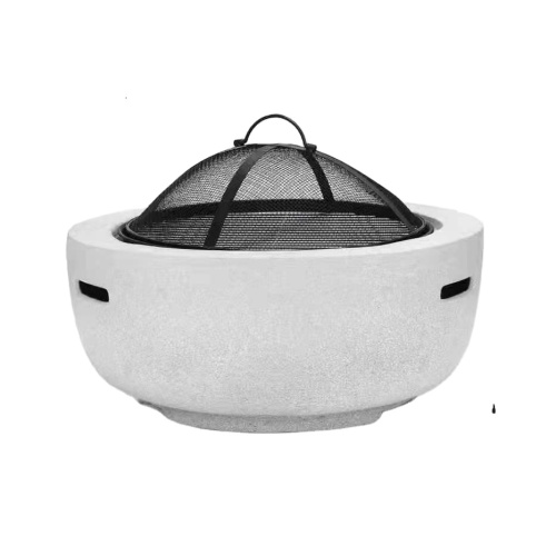 Round BBQ House Warmer Multi functional Hot Selling Small Camp Metal chocoal Fire  Baking Oven Beautiful design