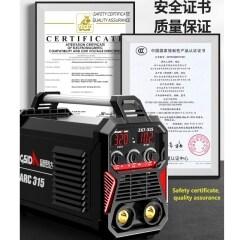 315 Wide Voltage Electric Arc Welding Machine 220V Small All Copper Portable Industrial Grade Dual Purpose 380V Mini 250 Welder