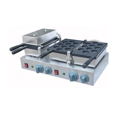 FY-315 Commercial Belgium Walnut Shape Snack Waffle Machine Walnut Snack Baking Maker