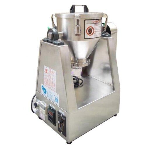 YG-2KG Kitchen Aid Stand Mixers Dry Powder Mixing Machine Gourmet Capsules Granule Food Powder Mixer Machine