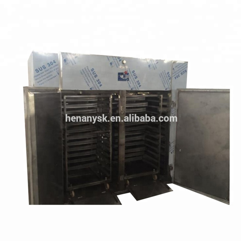Hot Air Circulation Drying Chinese Herbal Medicines Strawberry Honeysuckle Rose Fruit Dryer Machine Equipment