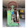 600mm diameter Wood Sawing Machine Push Wood Cutting Machine Green Kitchen Metal Motor Technics Power Saw Machine