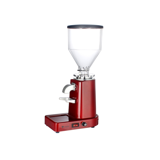 RY-SD-918L 1.5L Electric Professional Coffee Grinder Semi-Automatic Coffee Bean Grinding Machine Free Spare Parts