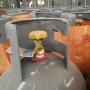 Propane Butane Steel Cylinder 10kg Composite LPG Cylinder Kitchen Restaurant Cooking Household Commercial Gas Tank