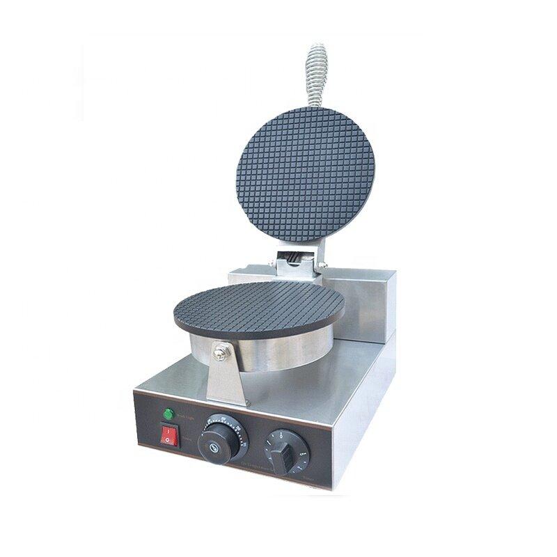 Mini 1 Head Ice Cream Cone Make Machine Egg Roll Machine For Omelette Icecreams