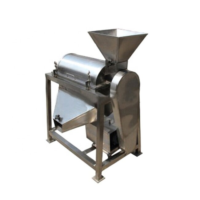 IS-DJ1-0.5 Stainless Steel Fruit JAM with Crusher Carrot / Large Capacity Apple Juice Machine