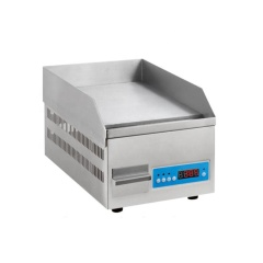 Stainless Steel Electric Digital Flat Grill Hand-Grasp Cake Griddle Commercial Grill Hand-Grasp Cake Machine