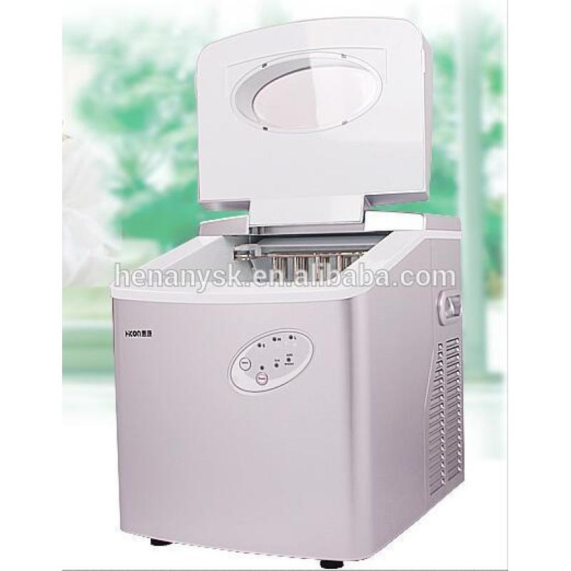 25kg/day Automatic Home Ice Cube Maker Machine For Juicer Bar
