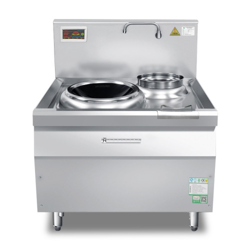 CH-12XC Single Inductioin Burner Commercial Wok Station National Induction Wok Cooker Best Price