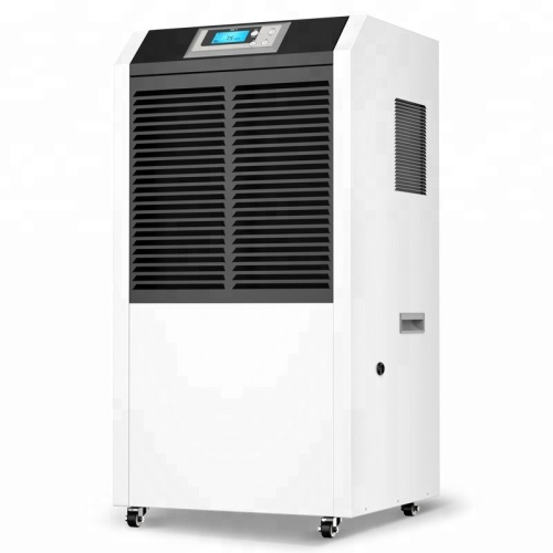 138L/DAY Moisture Indoor Swimming Pool Air Absorber Portable Commercial Dehumidifier