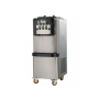 BX368C The Vertical Soft Ice Cream Machine With 16 Soft Hard Is Adjustable Ice Cream Maker Hot Sale