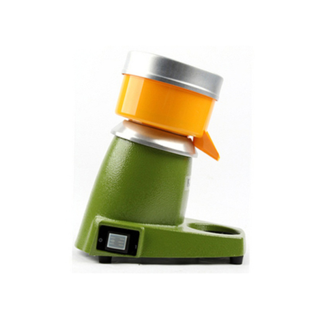 Small Electric Vertical Wide Feed Chute Orange Lemon Juice Extractor Fruit Juicer