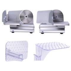 8 Inches Stainless Steel Meat Slicer Frozen Meat Cutting Machine