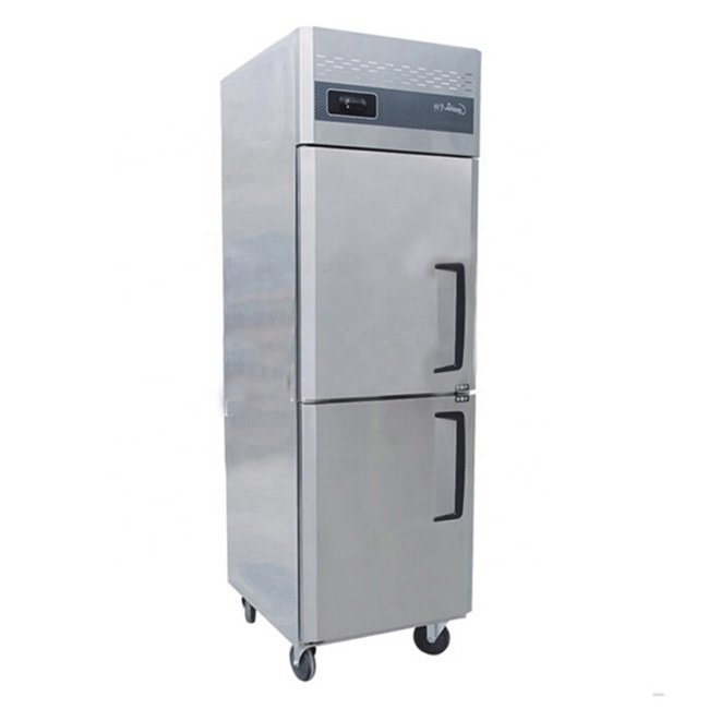 China Manufacturer Stainless Steel Commercial Industrial Fridge Freezer Made In