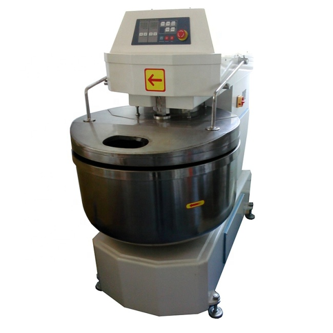 240L 100kg Big Power Flour Spiral Dough Mixer