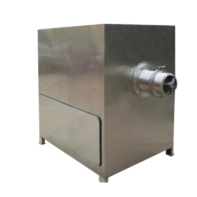 Hot Sale 2018 Stainless Steel Frozen Meat Grinder Freezing Pork Grinding Machine