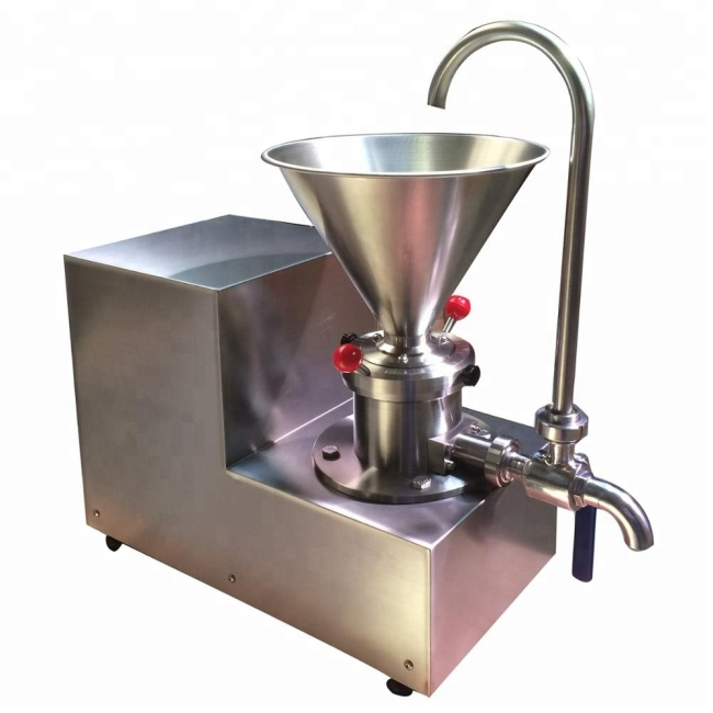 JMS-60 Peanut Sesame Sauce Butter Cheese Grinding Colloid Mill Machine