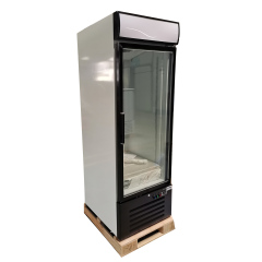 White / Black 0-10 Glass Door Commercial Beverage Drinks Beer Cooling Fridge showcase Cabinet Classical Supermarket Refrigerator