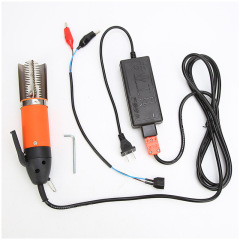 Electric Fish Scaler Manual Scale Remover Cordless Machine Hand Hold