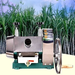 Hot Sale Manual Sugar Cane Juicer Extractor Machine, Portable Sugar Cane Juicer Machine