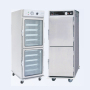 Electric Glass Door Heating Circulation Diner Heating Cabinet Thermos Food Warmer Cart Catering Warmer