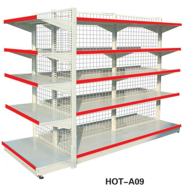 2018 Whole Store Equipment Professional Supermarket Shelve Plastic Shelving Carts Basket turnover Baskets Shelves