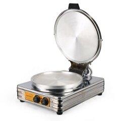 Electric Baking Frying Pan Pancake Machine Business Desktop Cake Pancake Bake Pie Oven Thousand Layer Bread Machine