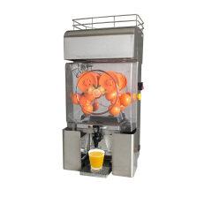 Máscara de grifo automática de acero inoxidable CG-C2 Extractor de exprimidor de naranja Máquina para hacer jugo de naranja
