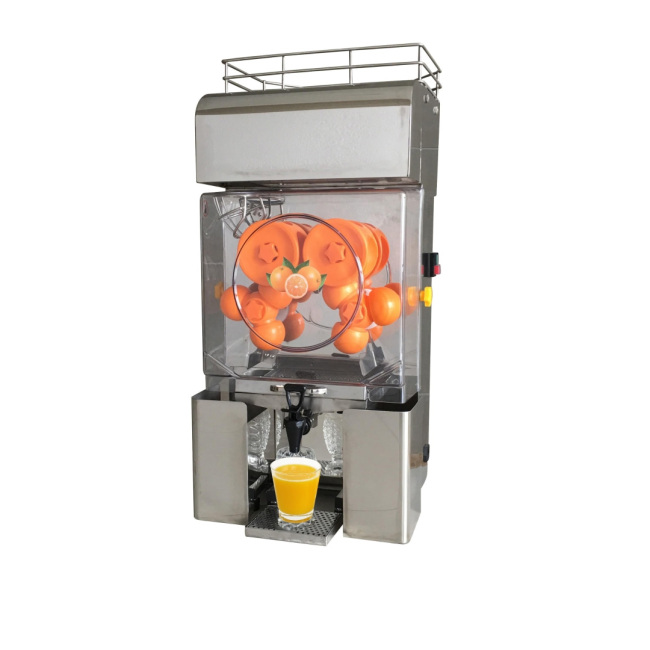 Stainless Steel Automatic Tap  Mask CG-C2 Orange Juicer Extractor Orange Juicing Machine