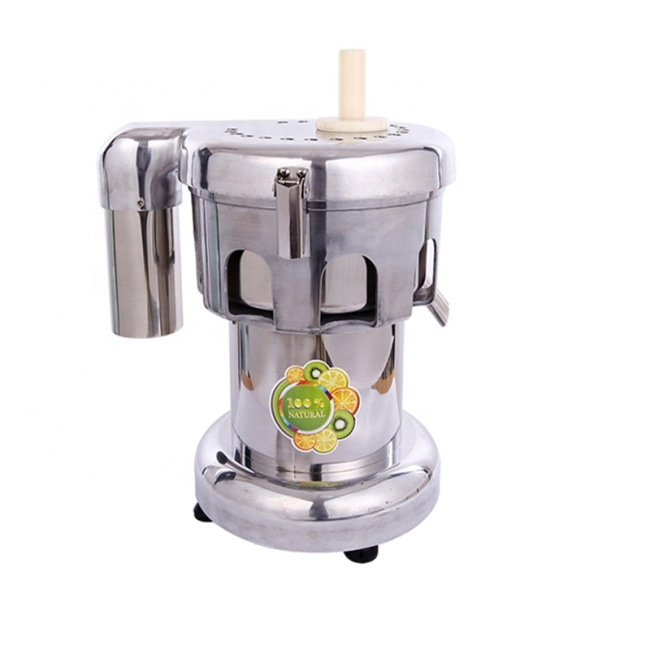 September Promotion Stainless Steel Vegetable/Apple/Pear wheatgrass Cucumber Extractor /Juicer/Fruit Extracting Machine
