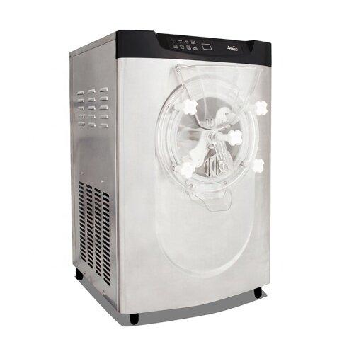 10-14L/H Desktop Commercial Batch Freezer Machine Tabletop Italian Gelato Hard ice cream machine