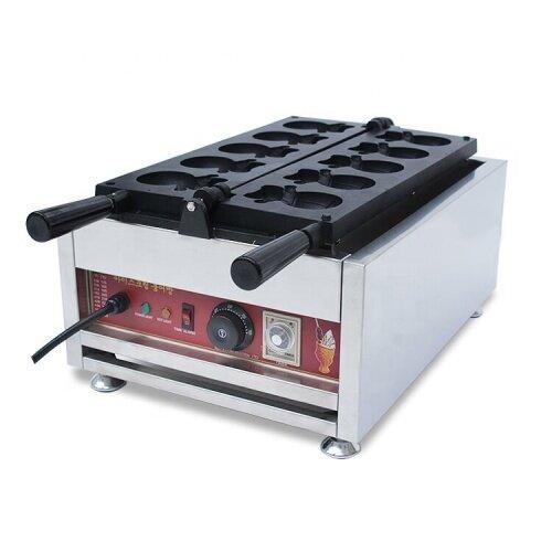 Electric Taiyaki Maker Mini Bear Shape Waffle Maker Machine