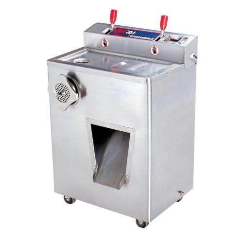 2018 New Commercial Desktop Industry Supermarket Use Stainless Steel Meat Mincer Meat Slicer Slicing Machine