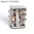 Square 12 bottles