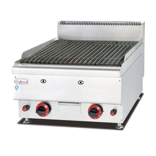 Environmental Protection Grill Commercial Non-Smoking Machine Desktop Lava Rock Grill