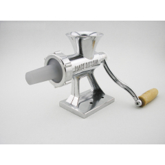 No. 12 (Aluminum Alloy) Manual Multifunctional Meat Grinder Soya-Bean Mill Sausage Filling Machine