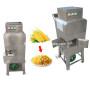 Stainless Steel Maize Shelling Fresh Sweet Corn Sheller Thresher Machine